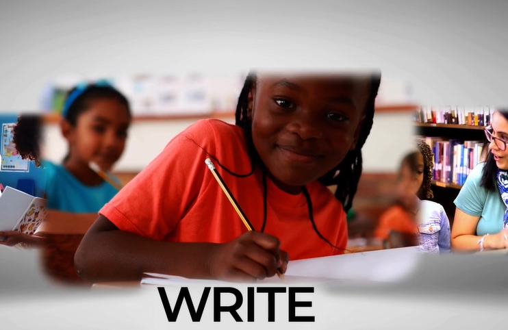 CELEBRATING 10+ YEARS OF INSPIRING YOUNG WRITERS