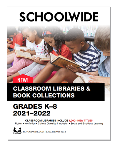 CLASSROOM LIBRARIES & BOOK COLLECTIONS CATALOG QUICK LINKS